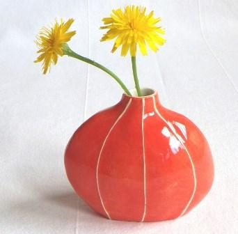 ceramic, bud vase, modern, handmade pottery, VIT bud vase collection, contemporary, pottery, kri kri studio, Seattle,  bud, vase, krikristudio