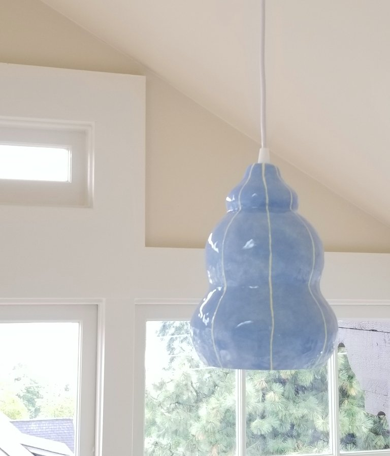 pendant lamp-light blue-kri kri studio